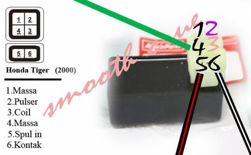 honda tiger pake cdi sogun listrik ac jadi dc tahtaotomotif s blog rh tahtaotomotif wordpress com New Racing CDI Box Wiring Honda 6 Pin CDI Wiring